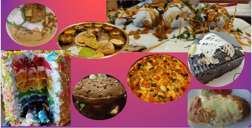 Food Joint reviews by Nikhil Mehta