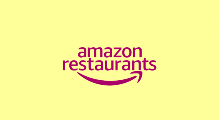 Amazon Food delivery business in India