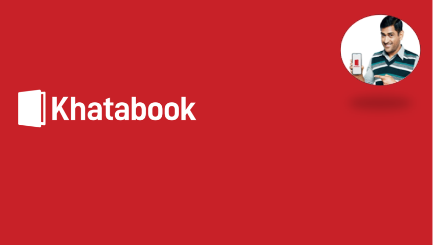 Khatabook business model